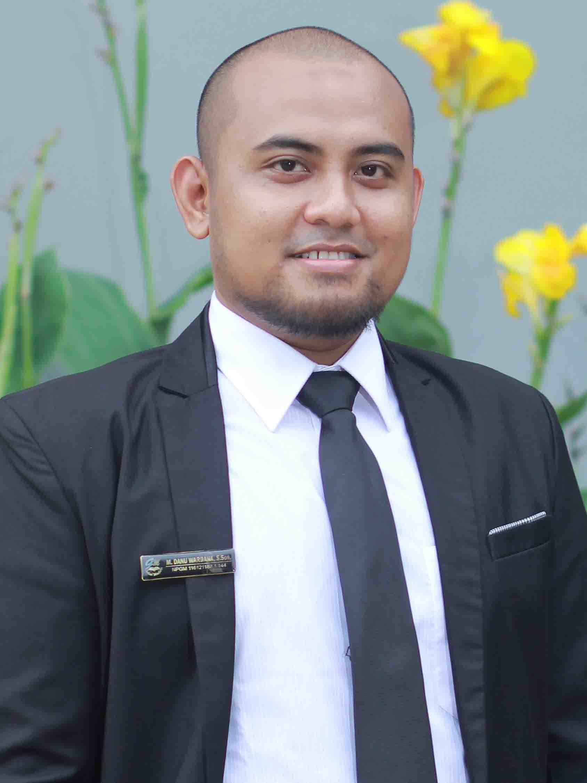 Muhammad Daru Wardana, S.Sos.