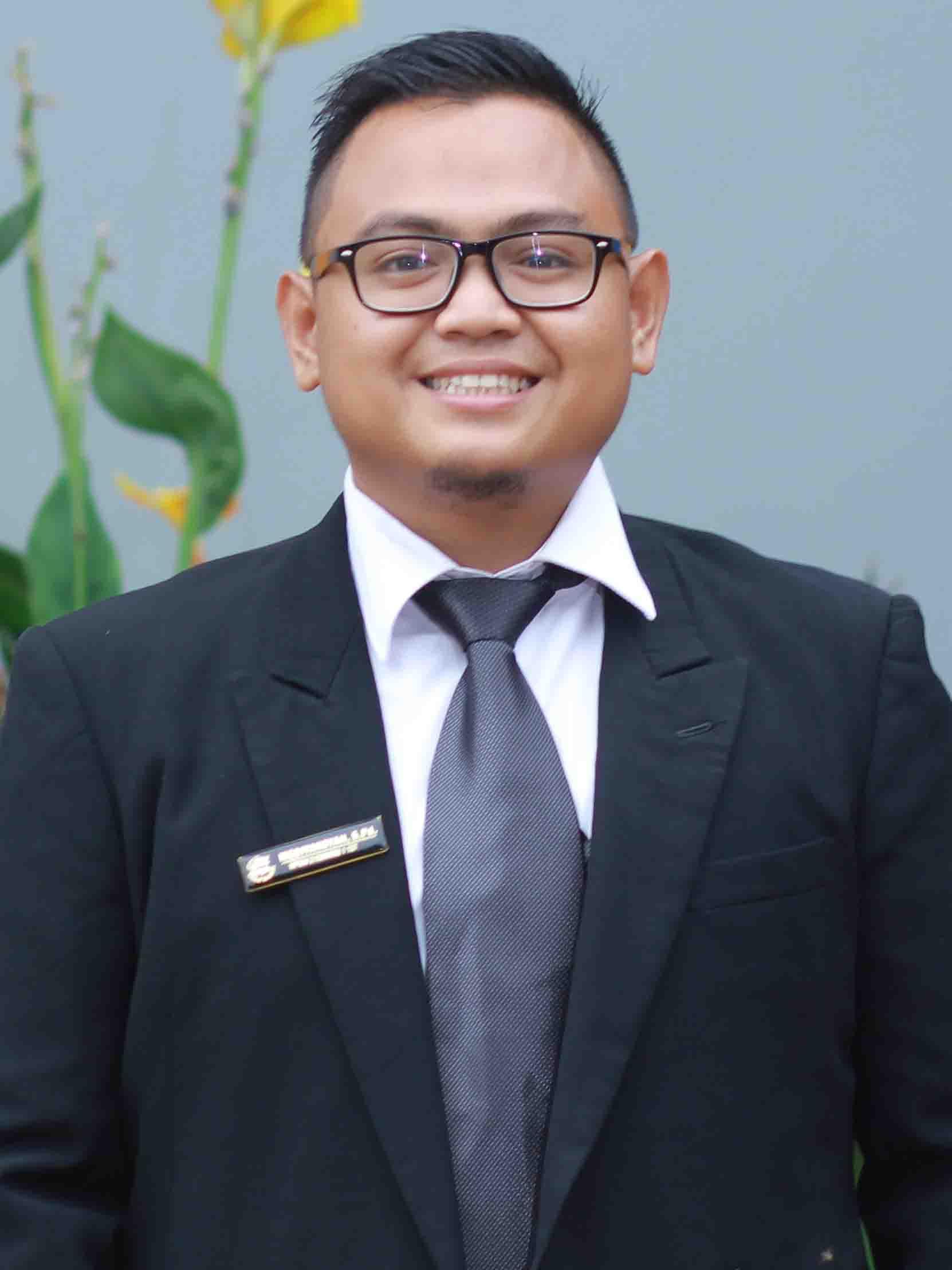 Ahmad Rizki Kurniawan, S.Pd.I.