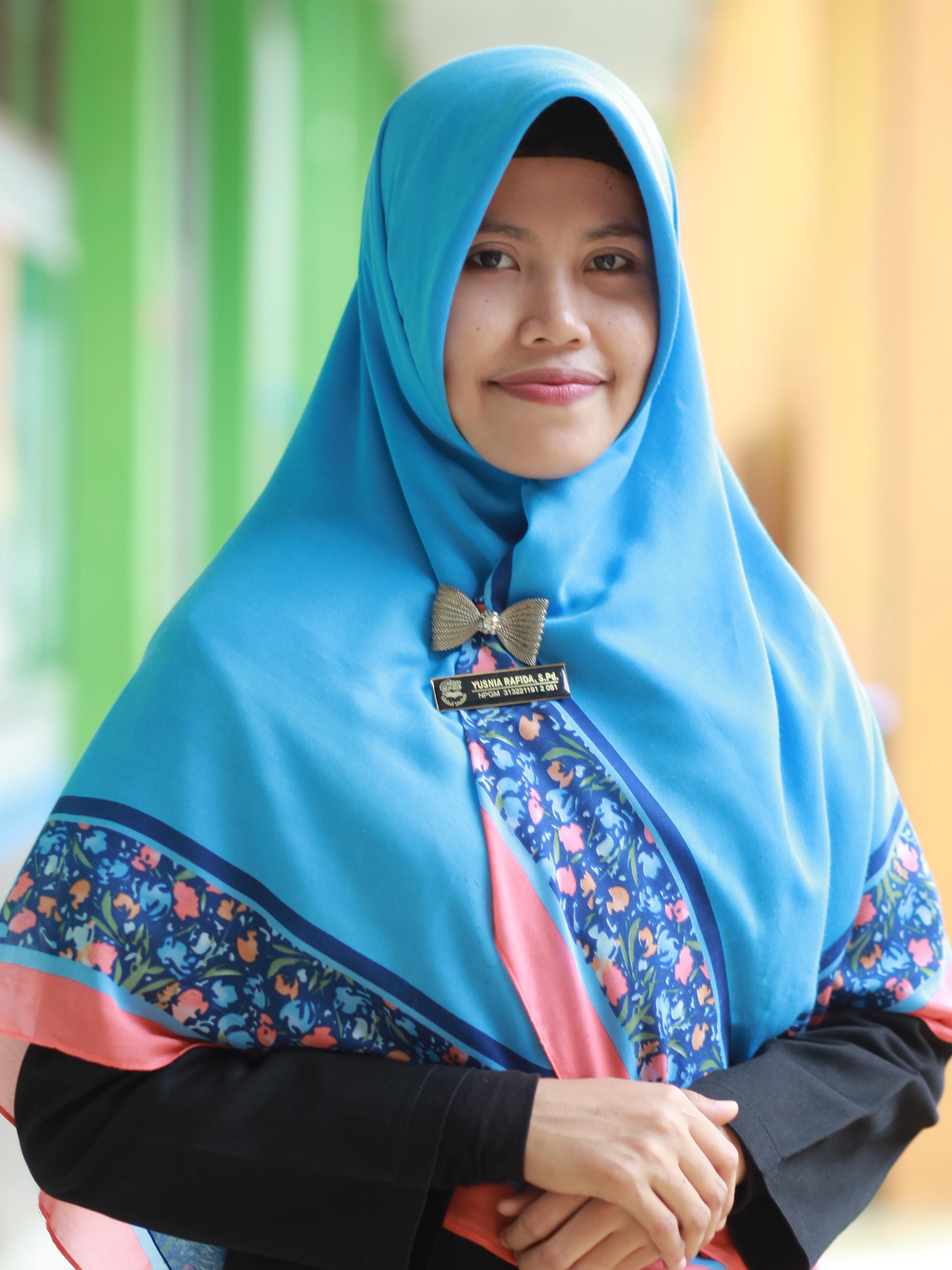 Yusnia Rafida
