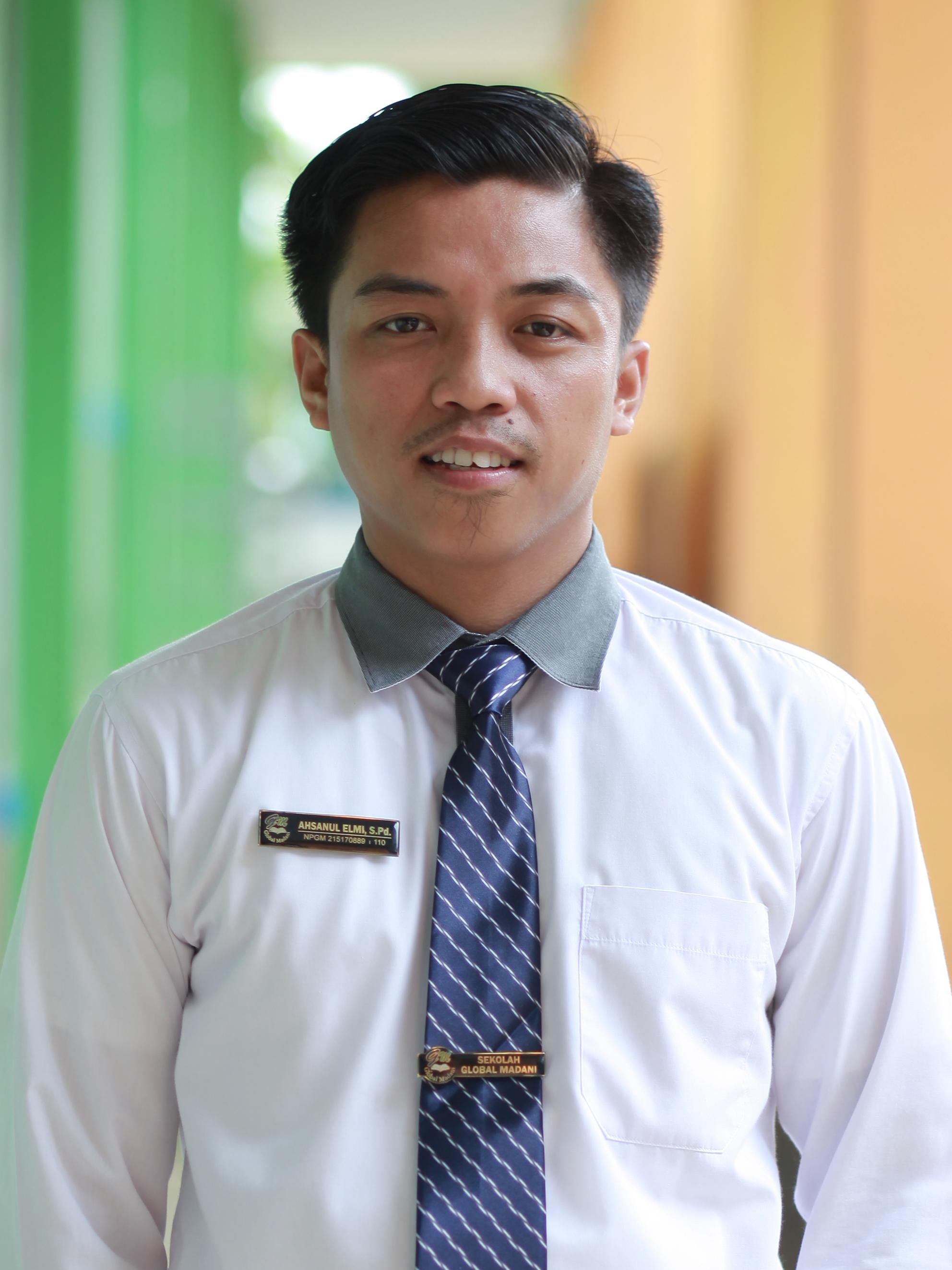 Ahsanul Elmi, S.Pd.