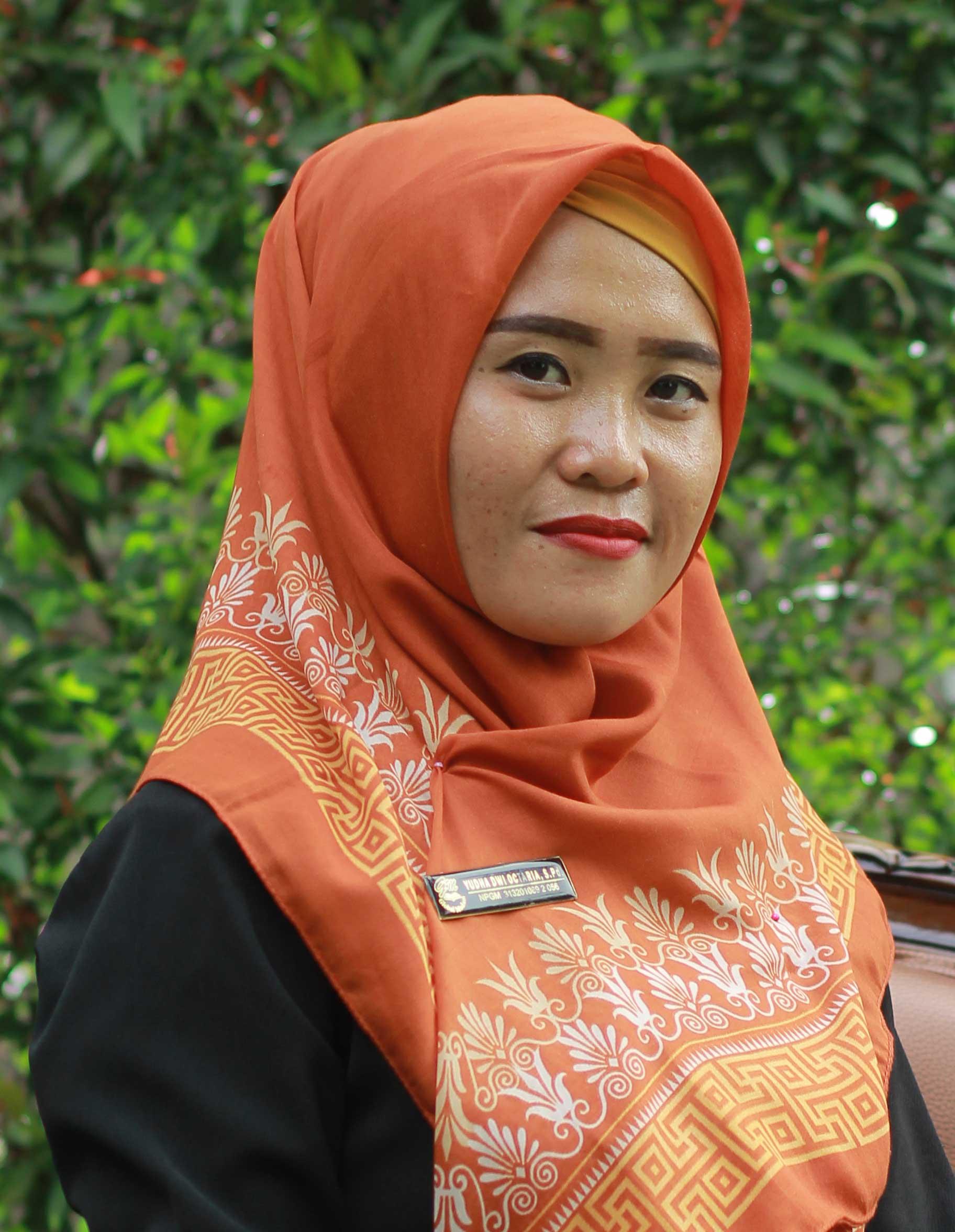 Yudha Dwi Octaria, S.Pd.