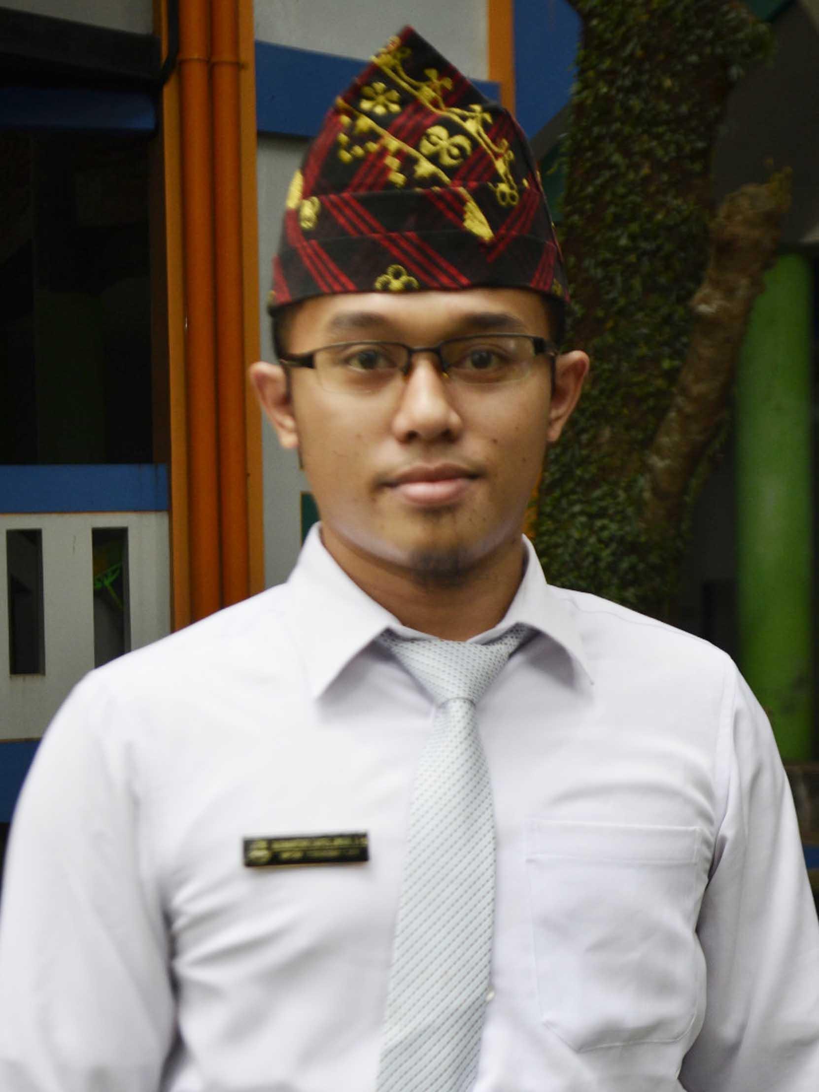 Guswantoro Saiful Umam, S.Pd., Gr.