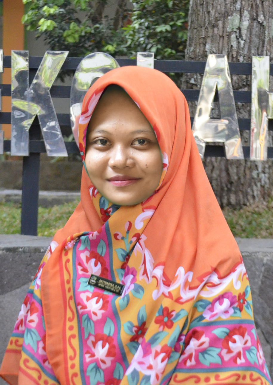 Rizky Fitri Ramadhani, S.Si.