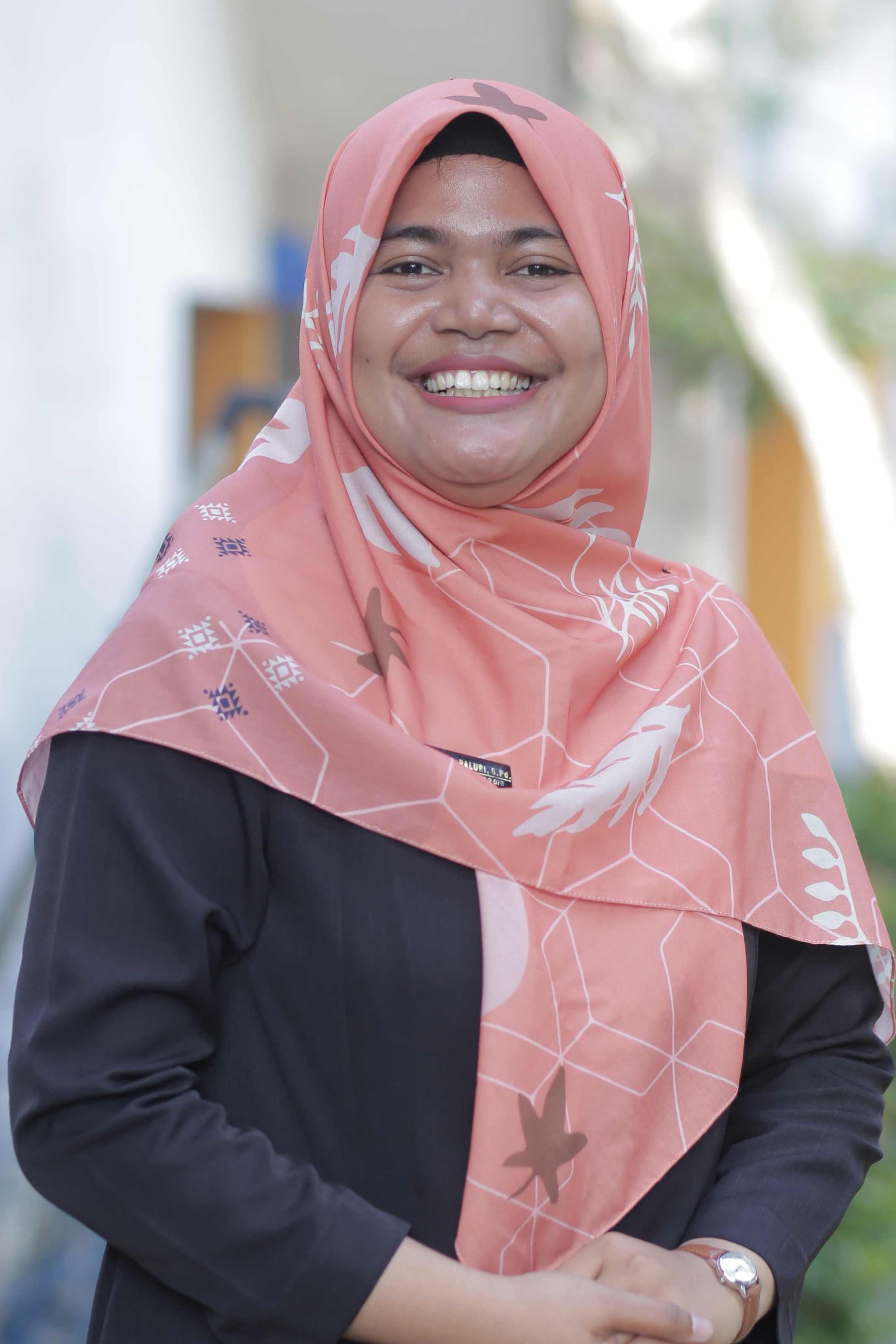 Arini Ayuning Palupi, S.Pd.