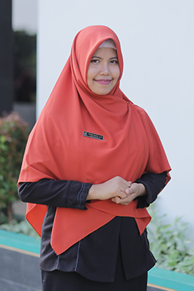 Yusnia Rafida, S.Pd.